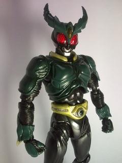 仮面ライダーギルス写真6