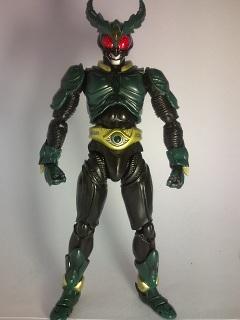 仮面ライダーギルス写真8
