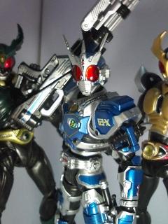 仮面ライダーG3-X写真1