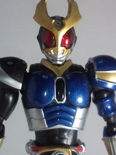 仮面ライダーアギト ストームフォーム写真5