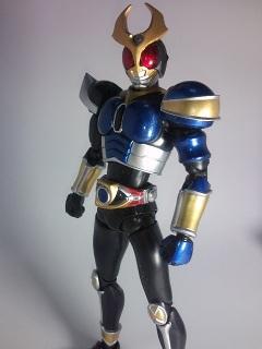 仮面ライダーアギト ストームフォーム写真6