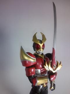 仮面ライダーアギト フレイムフォーム写真1