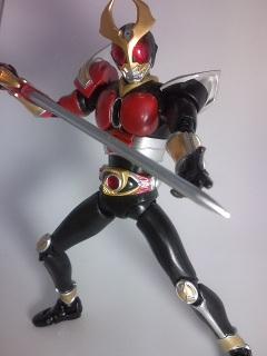 仮面ライダーアギト フレイムフォーム写真2