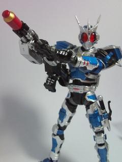 仮面ライダーG3-X写真2