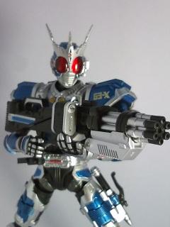 仮面ライダーG3-X写真3