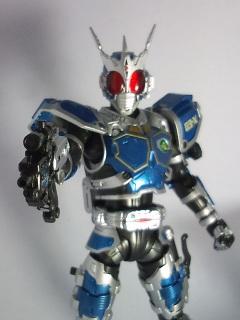 仮面ライダーG3-X写真4
