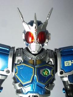 仮面ライダーG3-X写真6