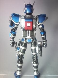 仮面ライダーG3-X写真7