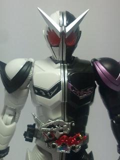 仮面ライダーW ファングジョーカー写真1