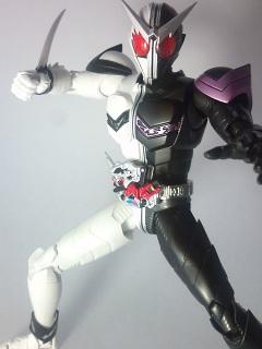 仮面ライダーW ファングジョーカー写真4