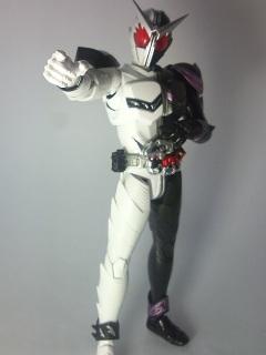 仮面ライダーW ファングジョーカー写真5
