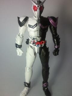 仮面ライダーW ファングジョーカー写真7