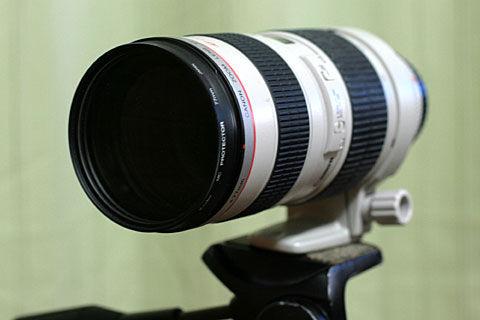 EF 70-200mm F2.8 L USM写真1