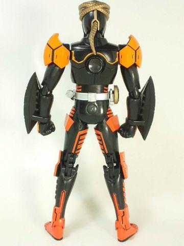 仮面ライダーオーズ ブラカワニコンボ写真5