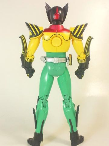 仮面ライダーオーズ スーパータトバコンボ写真7