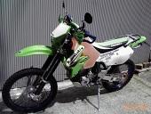 KLX400SRバージョン